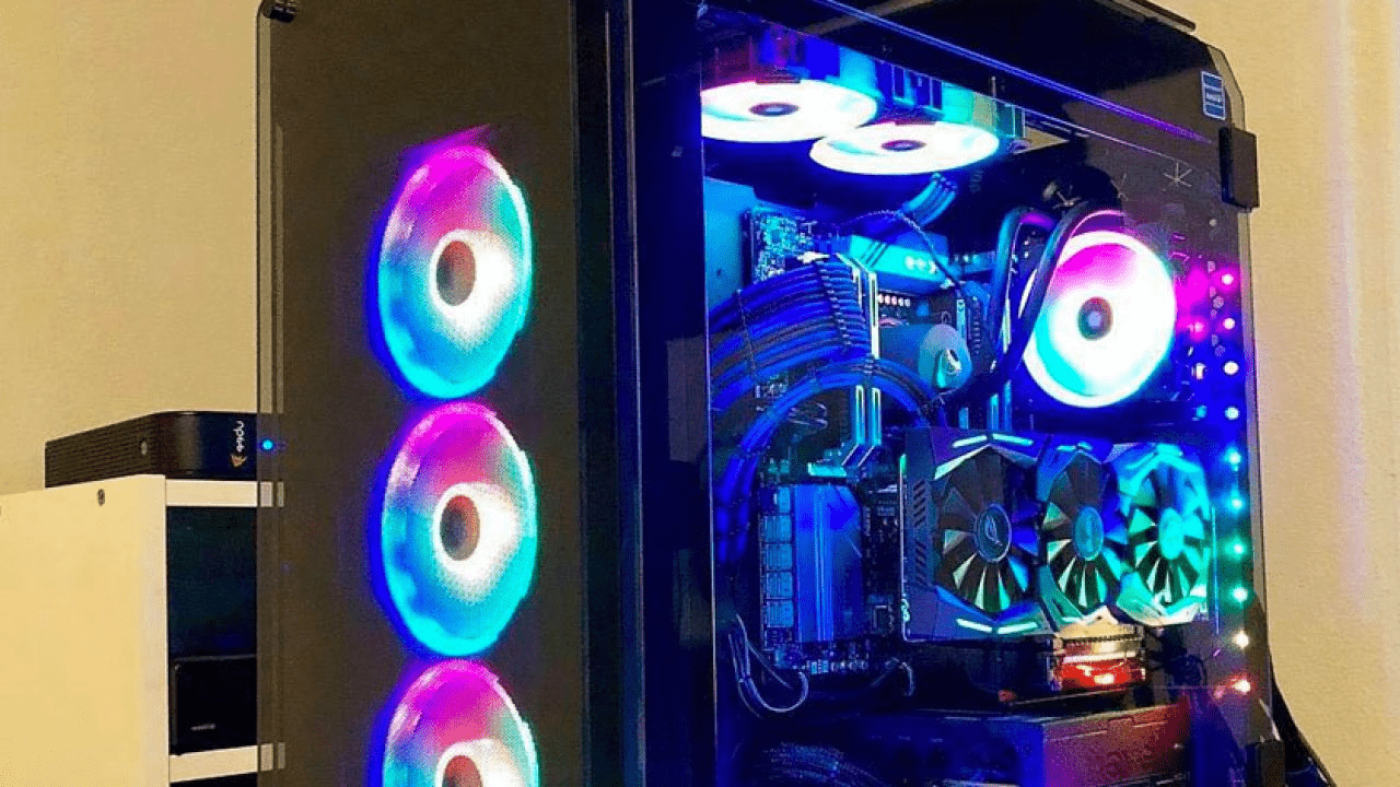 Best Gaming PC Under 1000 with i7
