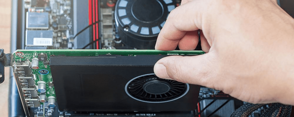 Do you need graphics card for gaming?
