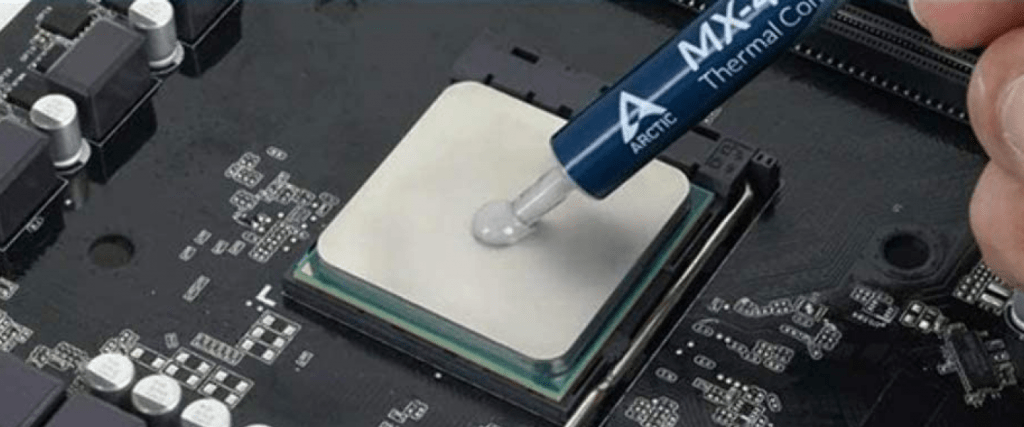 Repaste Your Old Thermal Paste