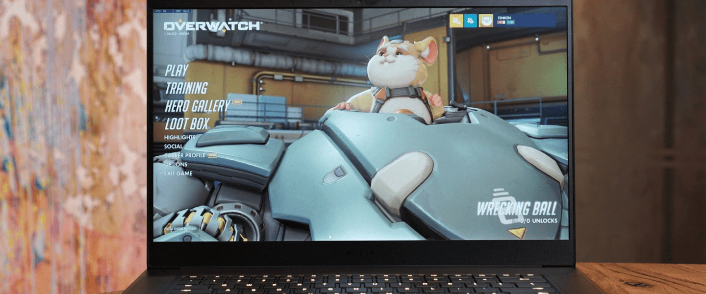 best laptop for overwatch in 2020