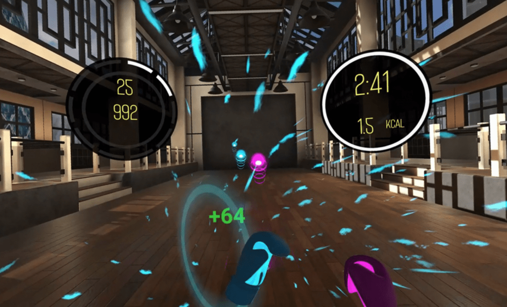 Best Fitness Games For Oculus Quest
