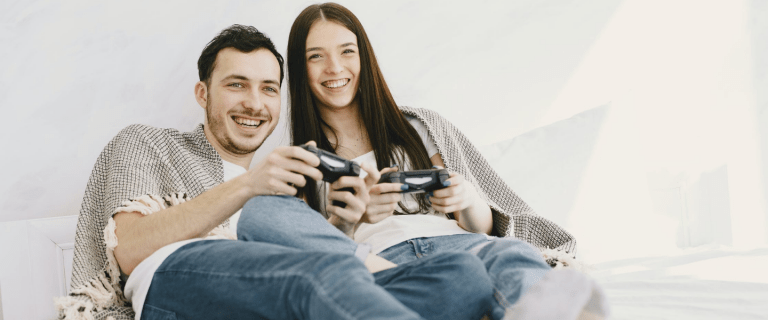 can video games help in real life?