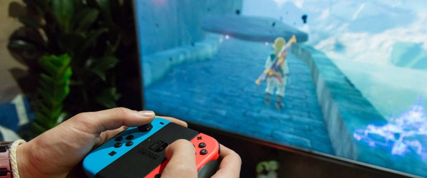 how to use your laptop monitor for nintendo switch